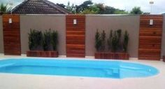 Resultado de imagen para piscinas modernas pequenas