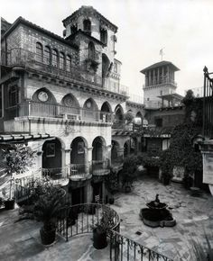 The Mission Inn - Riverside, California 1957 Inland Empire