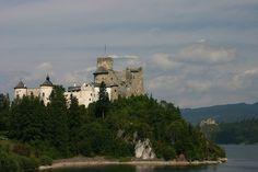 Nidzica & Czorsztyn  Castle Poland