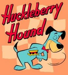 The Huckleberry Hound Show- Hanna Barbera Cartoons! First episode date: October 1958 Final episode date: December 1961 Classic Cartoon Characters, Favorite Cartoon Character, Cartoon Tv, Classic Cartoons, Cartoon Shows, Cartoon Character Tattoos, Hanna Barbera, Old School Cartoons, Old Cartoons
