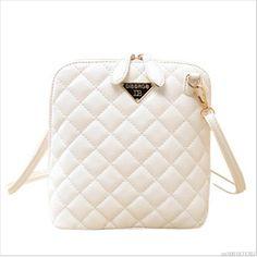 US $8.19 - Hot selling! Women Fashion Small Shell Leather Plaid Handbag/Women Messenger Bags/Crossbody Bag