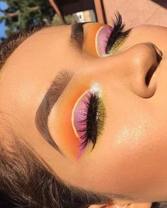 "1,293 Likes, 14 Comments - Lola Herrera (@lolakins_) on Instagram: ""Feeling these spring colors # Eyes: @bhcosmetics Take Me to Brazil Palette and @wetnwildbeauty…"""