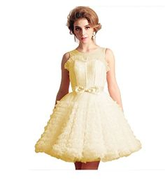82ed92ada957 Amazon.com  Marryou Women s Tulle Sweetheart Short A-Line Formal Homecoming  Dresses L023  Clothing
