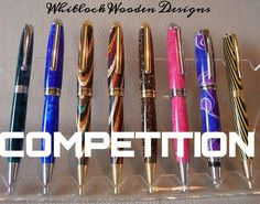 #competition for 25 15 #voucher on my website #Whitlockwoodendesigns #sweepstakes #prize #prizedraw #handmade #crafts #woodpen by whitlockwoodendesigns