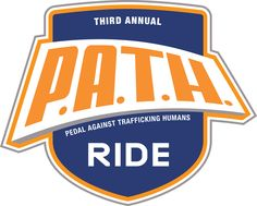 Pedal Against Trafficking Humans - Annual Ride in March