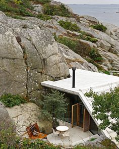 Welcoming and Ingenious Designer Cabin in Norway – Fubiz Media
