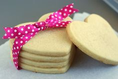 Bake at 350 ~ Orange Blossom Cut-out Cookies