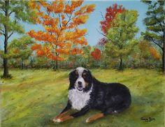 Walnut Oil, Landscape Walls, Autumn Trees, Oil On Canvas, Original Artwork, Instagram Images, The Originals, Pets, Oil Paintings