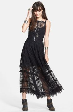 Free People Lace Slipdress available at #Nordstrom