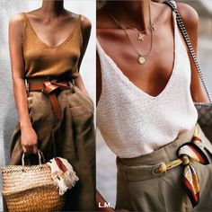 """LA MERCADER Fashion Consultant on Instagram: """"#inspiration #style #colors #summer #"""" Winter Fashion Outfits, Spring Summer Fashion, Trendy Fashion, Boho Fashion, Fall Outfits, Cute Outfits With Shorts, Simple Outfits, Trendy Clothes For Women, Casual Street Style"""