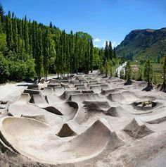 How cool is this? Gorge Road Jump Park in Queeenstown NZ.