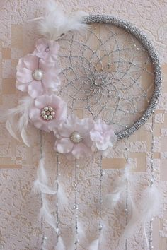 For Weddings//Hats//Flowers// Cards 12 Acrylic Pale Pink Jewel Picks