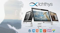 Ichthys - Church WordPress Theme Want to create an incredible church or non-profit website? Sick of testing and evaluating themes? Choose the ONE completely versatile theme you can use to create the website you need. Permanently u. Ichthys, Church Sermon, Amazing Websites, Singles Events, Church Events, Website Themes, Website Ideas, Free Website, 1 Live