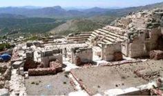 Augustus temple-Antiocheia ancient city-Yalvaç-Isparta