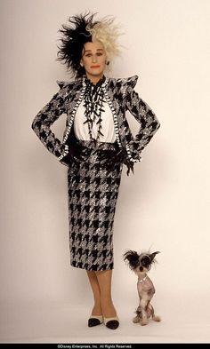 cruella deville back to school teacher outfit with attitude i - Cruella Deville Halloween Costume Ideas