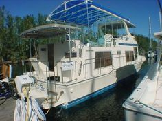 1985 Chris Craft 450 Yacht Home Power Boat For Sale - www.yachtworld.com
