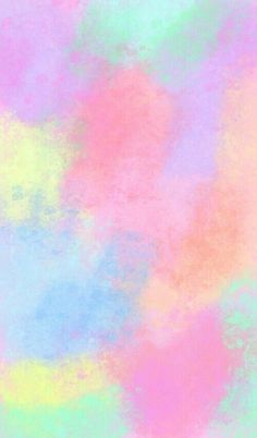 New Wall Paper Iphone Pastel Colour 66 Ideas Pastell Wallpaper, Pastel Color Wallpaper, Pastel Background Wallpapers, Rainbow Wallpaper, Watercolor Wallpaper, Iphone Background Wallpaper, Kawaii Wallpaper, Pretty Wallpapers, Colorful Wallpaper