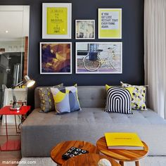 The best home decor ideias for you to get inspired! You can see more inspiring ideas at www.delightfull.eu/en/inspirations/