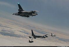 Air refuelling #F16