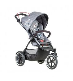 Poussette Phil And Teds Sport Graffiti Sport - Taille : Taille Unique Jogging Stroller, Pram Stroller, Double Strollers, Baby Strollers, Phil And Teds, Newborn Bed, Single Stroller, Travel System, Baby Shop