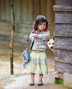 The Look . Laos