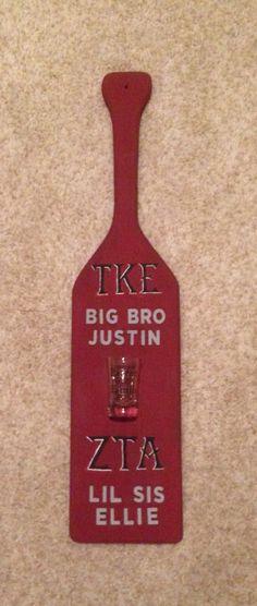 Paddle for my Big Bro