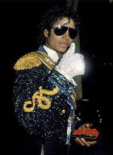"""I felt that one glove was cool. Wearing two gloves seemed so ordinary, but a single glove was different and definitely a look."" –Michael Jackson"
