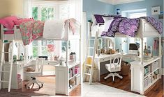 7 Teenage Girl Bedroom Ideas for Small Rooms Images Photos