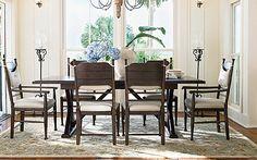 Paula Deen by Universal Dining Room Furniture #diningroom #pauladeen