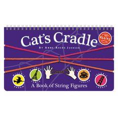 Cat's Cradle Book  KLUTZ $8