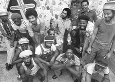 furtherfromage:  Scratch with the Upsetters, 1978
