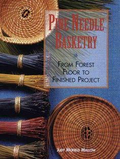 This classic text in basket-making, now in paperback, shows how to transform fragrant pine needles into stunning coiled baskets and other decorative items. Its surprisingly easy, with all 40 projects