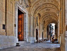 Portico by davidsant
