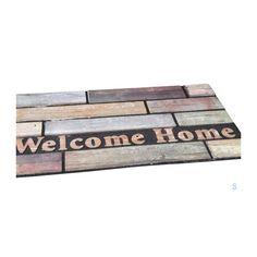 Wycieraczka domowa Welcome Home Wood Slats Wood Slats, Welcome Home, Home Decor, Decoration Home, Room Decor, Welcome Back Home, Home Interior Design, Home Decoration, Interior Design