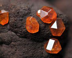 Wulfenite Whim Creek Copper Mine, Whim Creek, Roebourne Shire, Pilbara Region, Western Australia, Australia