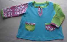 "Ottobre 2013-06#04 ""Toffee"" jersey dress"