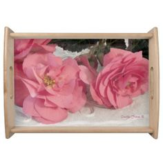Pink Begonia Flowers Serving Tray. http://www.zazzle.com/pink_begonia_flowers_place_mat-193869080226780749?pt=piocservingtray-256741904449102621&rf=238440627141663453