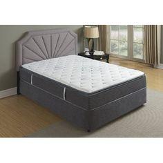 "Fruge 10.4"" Pocket Coil Futon Mattress - http://delanico.com/futons/fruge-104-pocket-coil-futon-mattress-759737067/"