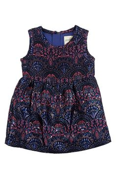 Free shipping and returns on Peek 'Denver' EmbroideredSleeveless Dress (Baby Girls) at Nordstrom.com. Dazzling embroidery in gorgeous jewel-tone hues alightwith metallic shimmer defines a sleeveless dress detailed with delicate gathering at the skirt for a stunning silhouette.