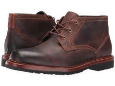 Trask - Arlington (Brown Oiled Steer) Men's Flat Shoes