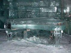 Crystal Grand Piano http://pinterest.com/cameronpiano