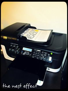 March challenge: making paper digital