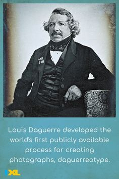 #OnThisDay in 1839, Louis Daguerre demonstrated his daguerreotype process so anyone in the world could use it! #TBT American Symbols, American History, Number Grid, Countries Of Asia, Louis Daguerre, Primary And Secondary Sources, Branches Of Government, Major Holidays, Daguerreotype