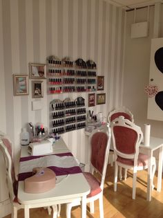 We now have 2 manicure stations and our pedicure area now has it's very own new area! Check it out inside apricot www.apricothairbeautyandtanning.co.uk