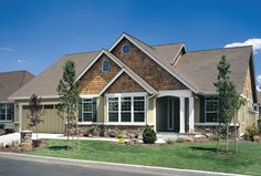 Ranch Style House Plans | One Level Home Plans