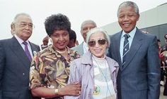 Nelson Mandela's ex-wife loses legal battle over his childhood home | World news | The Guardian