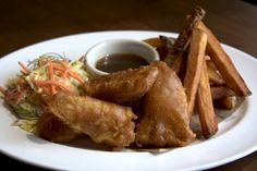 How To Fry Fish For Fish and Chips   Food Republic