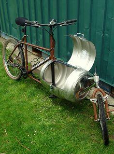 110: Tom's Kegger Cargobike