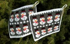 kickam – kickas hobby Christmas Crafts, Christmas Decorations, Christmas Ornaments, Holiday Decor, Xmas Stockings, Holidays And Events, Pot Holders, Knit Crochet, Crochet Patterns