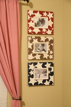 These are darling for a little boys room